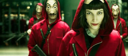 'La Casa de Papel' foi lançada em 2017. (Divulgação/Netflix)