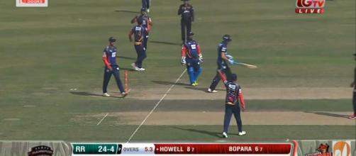 Bangladesh vs Sri Lanka 3rd ODI live on Gazi Tv (Image via GTV screencap)