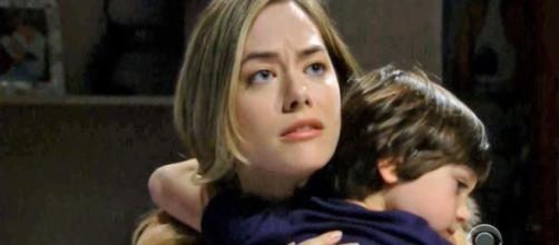 Douglas is the reason Hope and Liam will be reunited with Beth. [Image Source:General Hospital-YouTube]