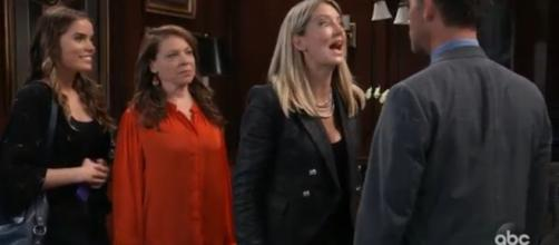 Dysfunction at Wyndemere could lead to Nikolas.(Image Source:General Hospital-YouTube.)
