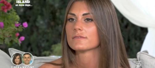 Ilaria ha riferito di aver sentito Javier Martinez dopo il reality nel corso della puntata speciale di Temptation Island