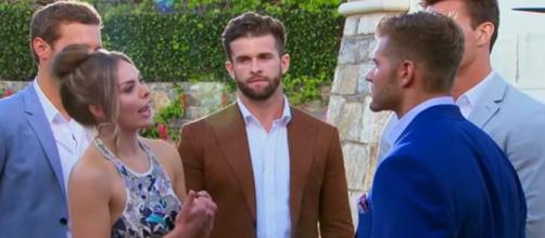 Luke P exhibited some signs of disturbing behavior on The Bachelorette - Image credit - Bachelor Nation on ABC | YouTube