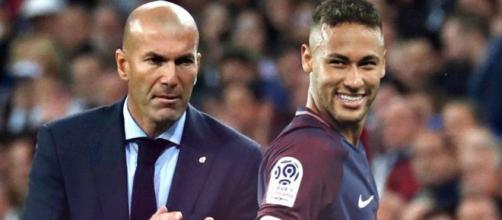 Mercato PSG : Zidane 'ouvre la porte' à Neymar