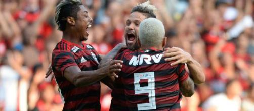 O Flamengo precisará de um verdadeiro milagre no Maracanã. (Arquivo Blasting News)