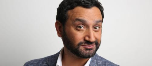 Portrait de Cyril Hanouna pour la présentation de la saison 9 de TPMP