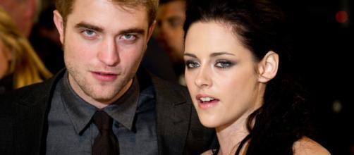 Robert Pattinson e Kristen Stewart estiveram no Brasil para gravar cenas de um dos filmes da saga 'Crepúsculo'. (Arquivo Blasting News)