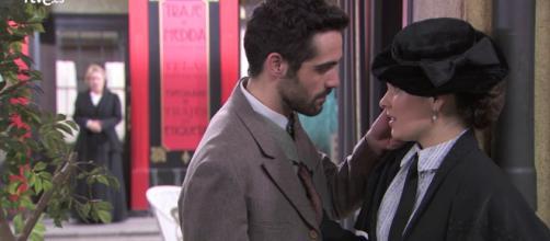 Una Vita anticipazioni spagnole: Leonor corteggiata da Inigo - blastingnews.com