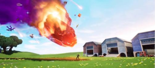 Yep, it's Dusty Depot alright. [Image source: Fortnite/YouTube]