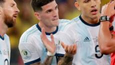 La AFA reclama a la Conmebol por el arbitraje del Brasil - Argentina