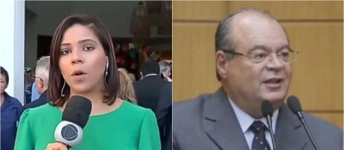 Através de nota, o governo do estado de Sergipe lamentou o ocorrido. (Reprodução/TV Atalaia - Afiliada Record TV)