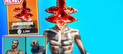 Stranger Things Skins Coming To Fortnite Battle Royale