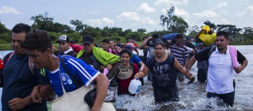 El río Suchiate es una de las vías más comunes para el ingreso de migrantes a territorio mexicano. - elfaro.net