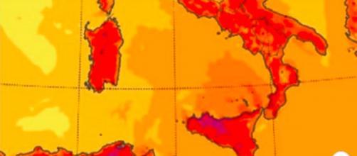 Meteo, caldo africano nel weekend: al Sud picchi fino a 40 gradi