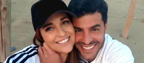 Paula Echevarría y Miguel Torres muestran en las redes su amor a distancia