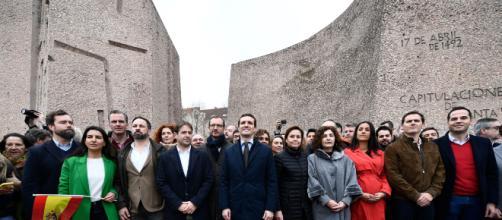Tensión entre VOX y Ciudadanos por los gobiernos de Madrid y Murcia