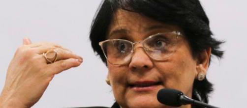 A ministra participou de um evento em Brasília com outros ministros e especialistas. (Arquivo Blasting News)