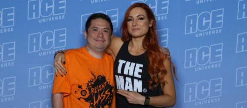 Becky Lynch is the current RAW Women's Champion. [Image Source: Flickr   edwinc1017]