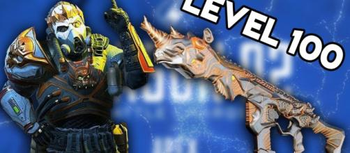 "Fastest way to level up in ""Apex Legends."" Credit: Gingy / YouTube"