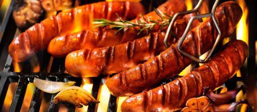 Las salchichas son muy demandas en las naciones industrializadas. - pinterest.com