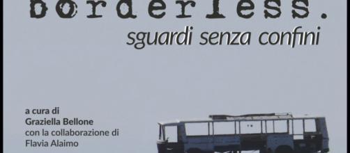 Locandina della mostra a Palazzo Steri