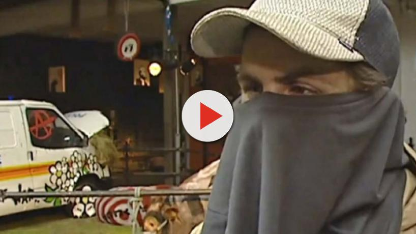 ITV finds long-lost interview allegedly with elusive artist Banksy