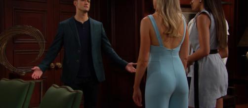 Anticipazioni Beautiful: Thomas è oggetto di discussione per Zoe e Xander