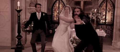 Anticipazioni spagnole Il Segreto: la proposta di matrimonio di Isaac Guerrero ad Elsa