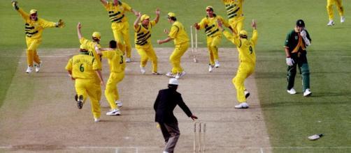 Australia v South Africa - Image via Supersport screencap)