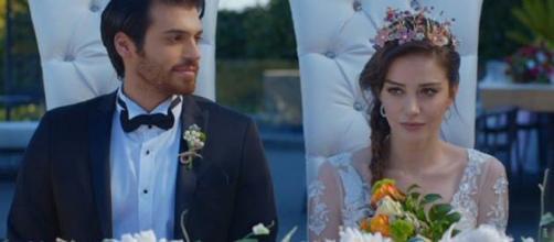Bitter Sweet trame agosto: Nazli e Ferit si sposano per il bene di Bulut