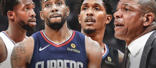 Kawhi Leonard es el nuevo jugador del equipo de baloncesto Los Ángeles Clippers. - clutchpoints.com