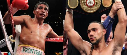Erik Morales had three excellent battles with Manny Pacquiao – image credit: Flickr and Seconds Out/Youtube