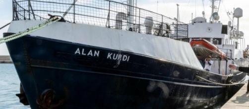 I sospetti sulla nave Alan Kurdi di Sea-Eye