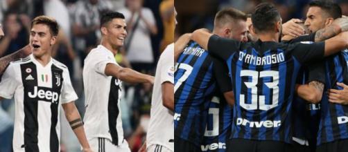 Inter, derby d'Italia sul mercato con la Juventus