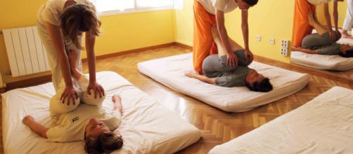 Los masajes Shiatsu se han extendido en varios países de Europa.