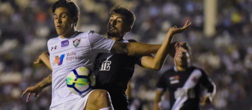 Pedro quer jogar no Flamengo, mas Flu mantém postura de só liberar com o pagamento da multa rescisória. (Arquivo Blasting News)