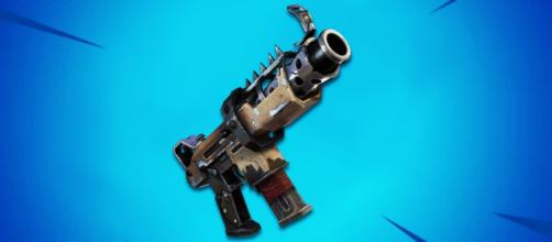 "Tactical SMG is coming back to ""Fortnite Battle Royale."" Credit: Clipper / YouTube"