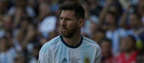 A Argentina venceu o Chile no último sábado (6), na disputa pelo terceiro lugar da Copa América. (Reprodução/Instagram/@leomessi)