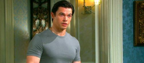 Days of Our Lives: Xander goes to jaill (Image source - DOOL Twitter verified account)