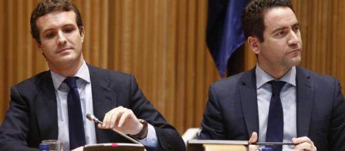 La lucha entre VOX y Ciudadanos podría tumbar el gobierno popular en Madrid