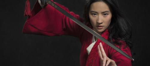 Liu Yifei interpreta 'Mulan' na live-action da Disney (Arquivo Blasting News).