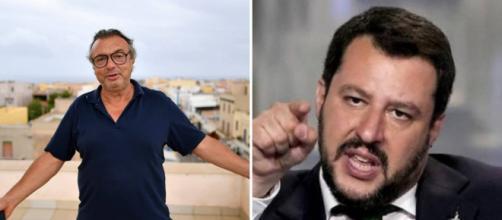 Salvatore Martello chiede aiuto a Matteo Salvini