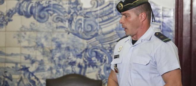 GNR Hugo Ernano alvo de processo disciplinar por ser candidato independente do Chega