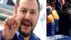 Salvini: 'Telefonate da scafisti in Libia a Ong, magistratura ha in mano elementi precisi'