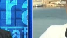 Agorà, scontro tra Delmastro e la portavoce Ong: 'Venga lei a Biella a lavorare' (VIDEO)