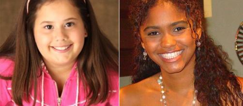 Ana Karolina e Jéssica atuaram em novelas da Globo. (Reprodução/Rede Globo/Instagram/@je.sodre)