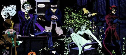 Batman a le droit à une célébration d'Halloween bien particulière. - DC Comics.