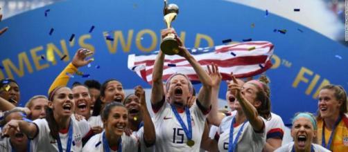 Estados Unidos es la potencia mundial en el futbol femenino. ESPN.com.