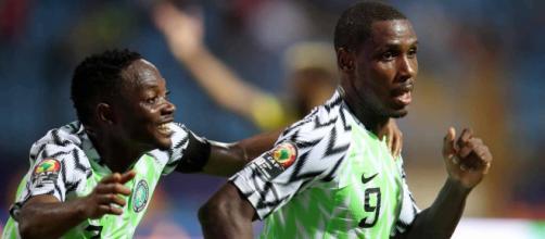 Ighalo fue la gran figura de Nigeria. - thesouthafrican.com