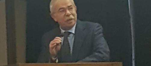 Il presidente Carmelo Garofalo