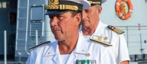L'ammiraglio Nicola De Felice sta con Salvini contro le Ong